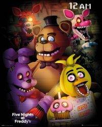 Five Nights At Freddy's - plakat