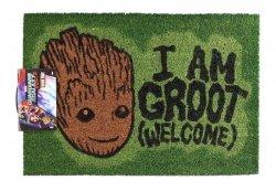Strażnicy Galaktyki I am Groot Welcome - wycieraczka