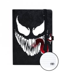 Venom Face - notes A5