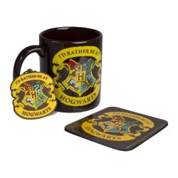 Harry Potter Rather be at Hogwarts - gift box