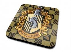 Harry Potter Hufflepuff Crest - podstawka pod kubek