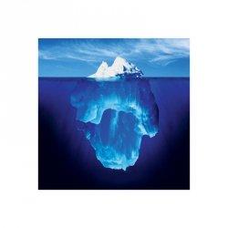 Góra lodowa (wierzchołek) - reprodukcja