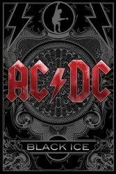 AC/DC (Black Ice) - plakat