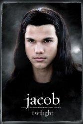 Twilight (Jacob) - plakat