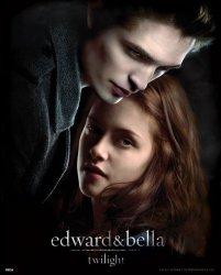 Zmierzch (Edward & Bella) - plakat