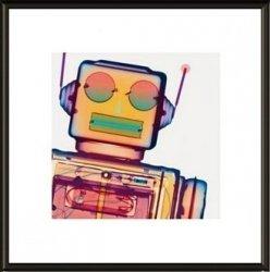 Obraz w ramie - X-ray Robot