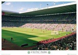 Celtic (Parkhead) - plakat