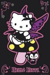 Hello Kitty (Gotyk) - plakat