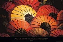 Parasolki - plakat