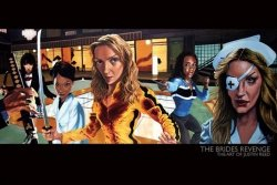 The Bride's Revenge (The Art Of Justin Reed) - plakat