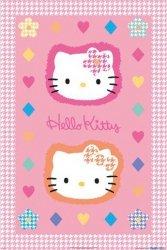 Hello Kitty (Róż) - plakat