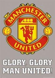 Manchester United(Club Crest) - plakat