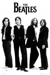 The Beatles(White) - plakat
