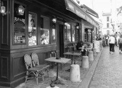 Fototapeta na ścianę - Montmartre 4687 - 254x183 cm