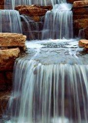 Fototapeta na ścianę - Wodospad - 183x254 cm