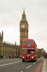 Fototapeta na ścianę - Londyn - 115x175 cm