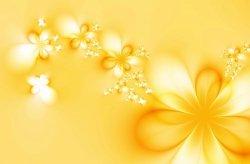 Fototapeta na ścianę - Bukiet kwiatów - 175x115 cm