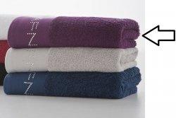 Ręcznik - Fioletowy - Kryształki NAF NAF - 100% Bawełna