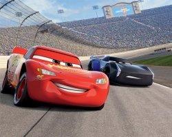 Fototapeta - Disney Cars - 3D - Walltastic