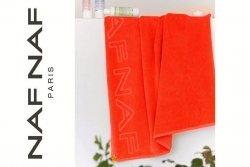 Ręcznik plażowy NAF NAF 90x180cm - Mango