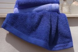 Ręcznik - Granatowy 100% Bawełna -  NAF NAF - 30x50cm