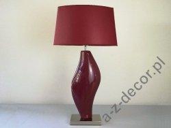 Lampa stołowa - SIGN - 37x15x76cm