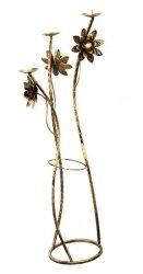Świecznik Kwiatuszek - 8 Kolorów