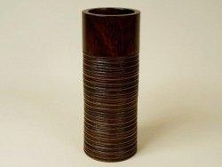 Wazon drewniany - Mango - 10x25cm
