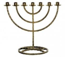 Świecznik Menora – 7 ramienny