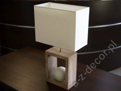 Lampa stołowa - STONOO - 30x15x52cm