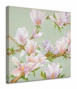 Floral Harmony - Obraz na płótnie