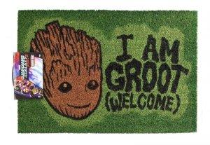 Wycieraczka wejściowa - Strażnicy Galaktyki I am Groot Welcome