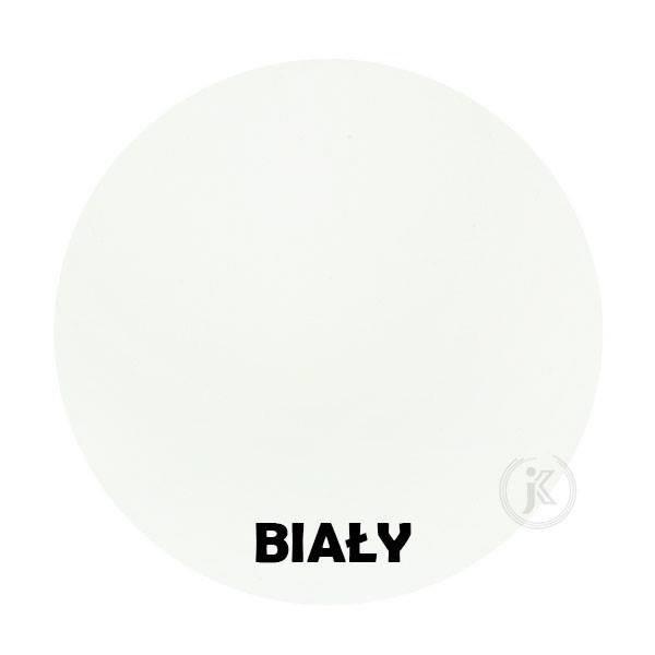 Biały - Kolor Kwietnika - Wąsy - kołyska - DecoArt24.pl