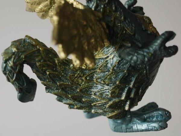Ozdoba choinkowa - Smok - 10cm  (6szt. w opakowaniu)