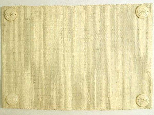 Podkładki na stół - W kolorze ecru - 33x48cm (4szt.)