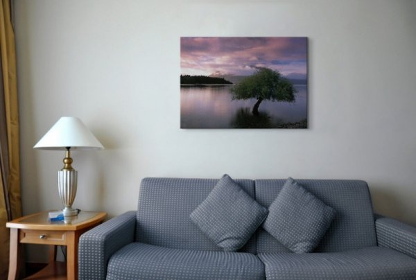 Obraz na płótnie - South Island, New Zealand - 70x100 cm