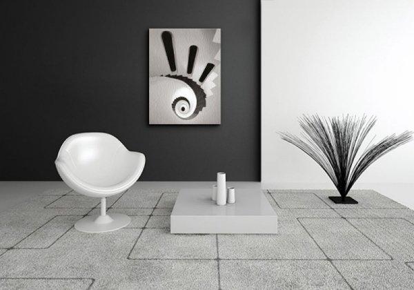Obraz na płótnie - Scala A Chiocciola, Ravello - 80x60cm