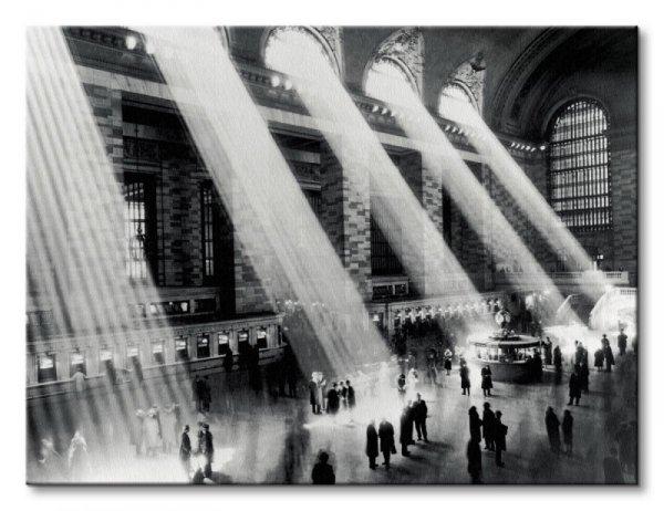 Obraz na płótnie - Grand Central Station - 80x60 cm