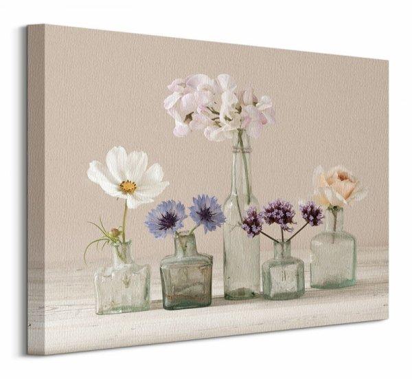 Flower Collection II - Obraz na płótnie