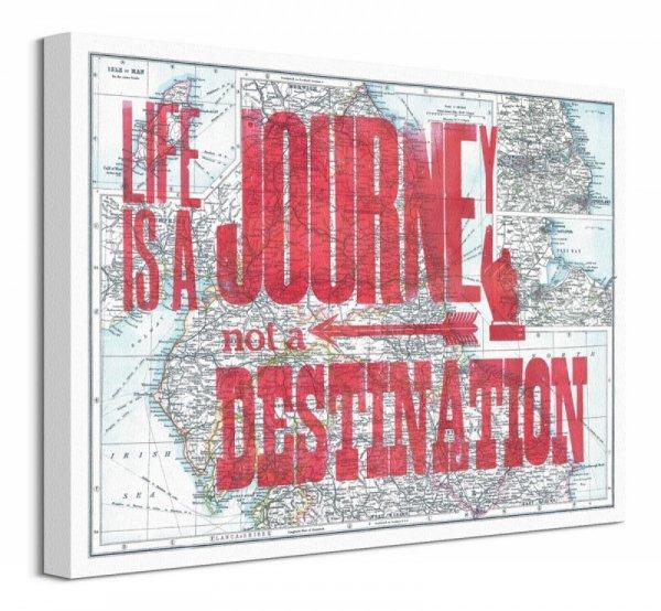 Journey - Obraz na płótnie
