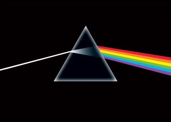 Pink Floyd (dark side) - plakat