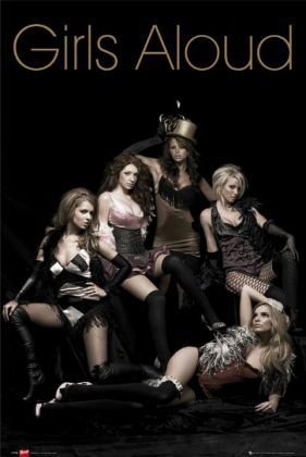 Girls Aloud - plakat