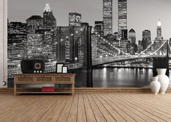 Fototapeta New York (Brooklyn Bridge) - Sklep decoart24.pl