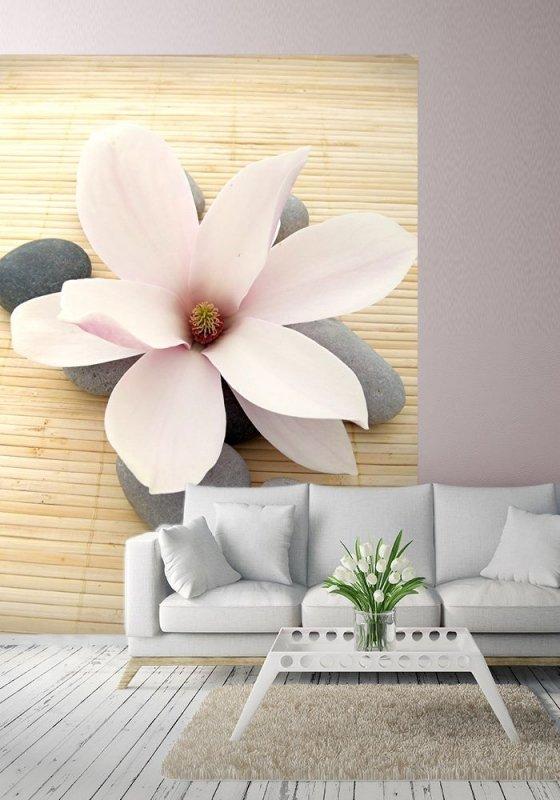 Fototapeta na ścianę - Kwiat, spa - Sklep decoart24.pl