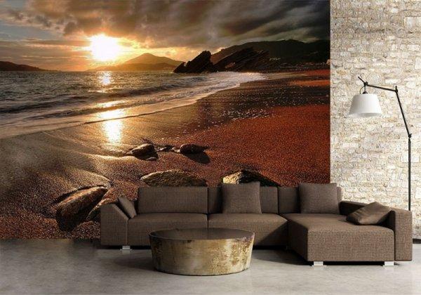Fototapeta na ścianę - Plaża Rafailovichi - 254x183 cm