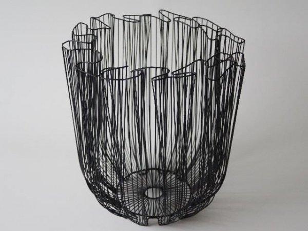 Misa na owoce - Metalowa - 28,5x37cm
