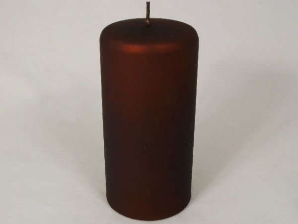 Świeca - Walec velvet - 7x15cm