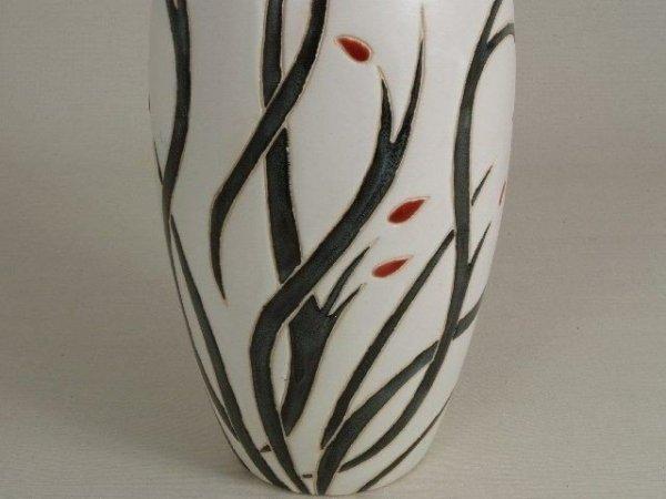 Wazon ceramiczny 16,5x44cm