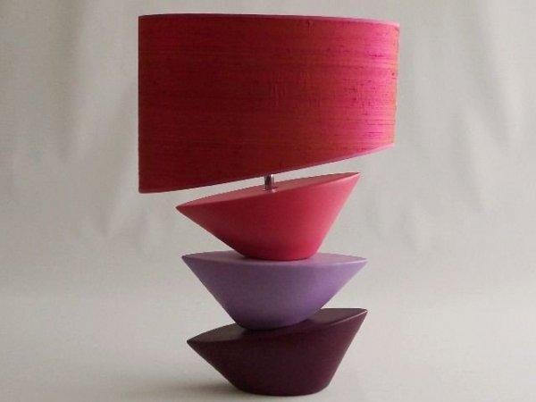 Lampa stołowa 62cm