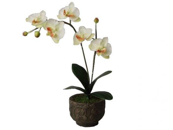 Sztuczny storczyk - 28x44cm - Sztuczne Kwiaty - Sklep Internetowy